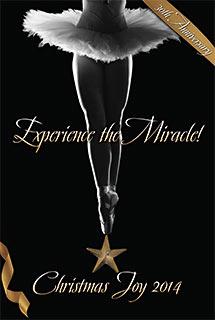 Tickets to Christmas Joy Ballet
